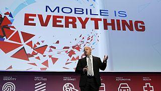 Barcelone: le Smartphone et la réalité virtuelle