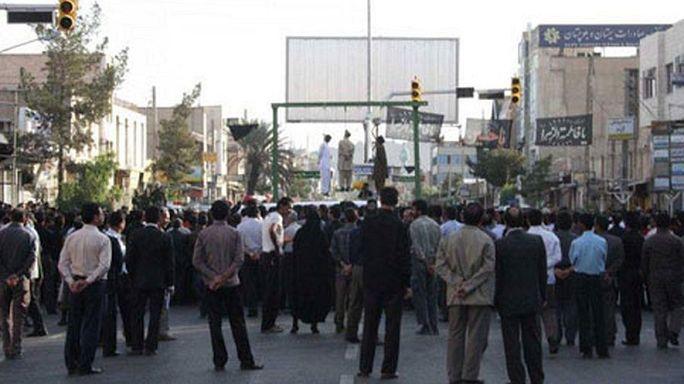 Iran : tous les hommes d'un village exécutés pour trafic de drogue