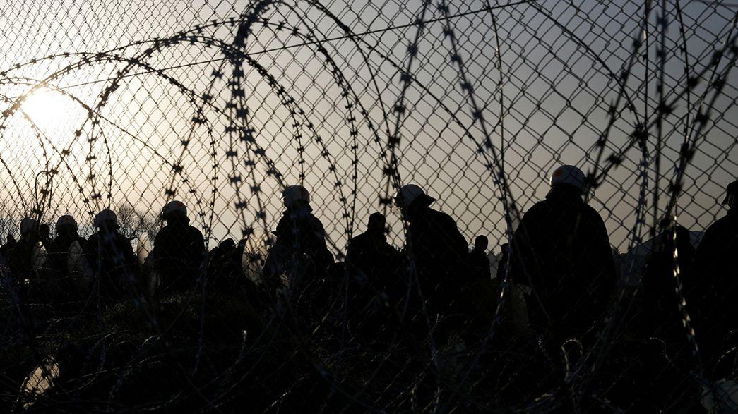 """UNHCR: """"La chiusura delle frontiere sposta il peso dei migranti sulla Grecia"""""""