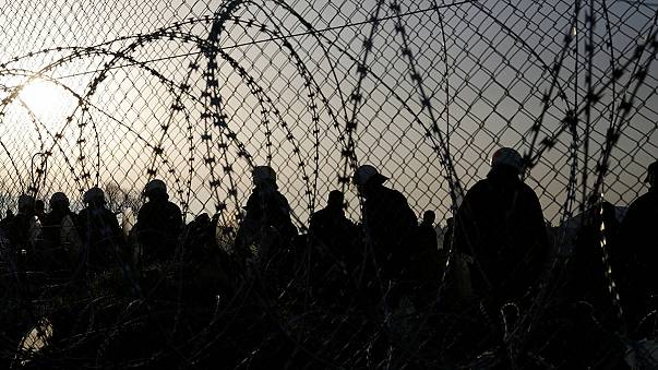 UNO kritisiert Grenzschließungen auf der Balkanroute