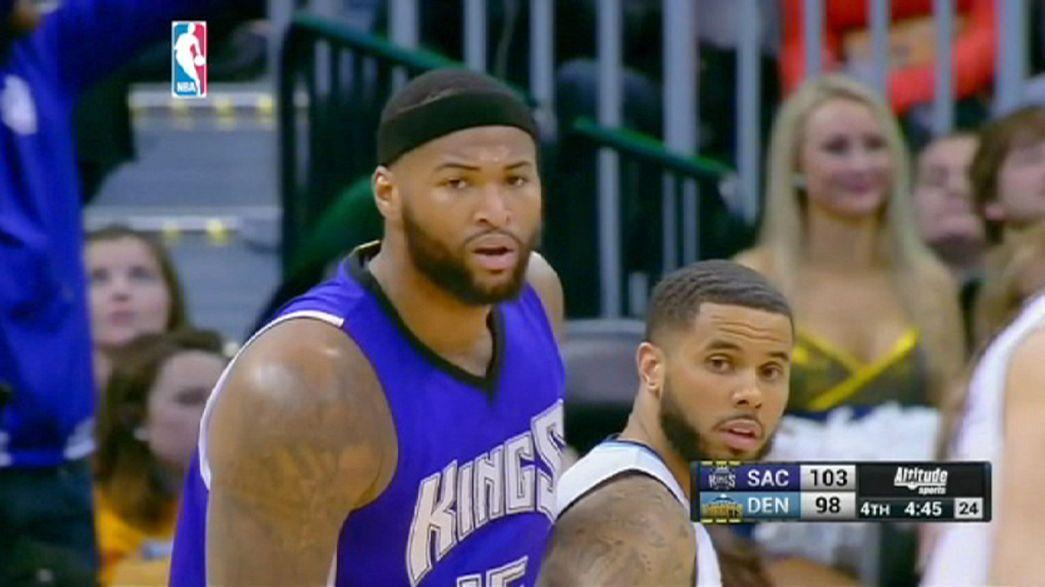 NBA: Sacramento Denver'ı yine yendi