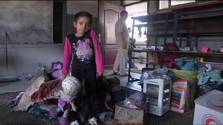 Libya'da öncelik acil insani yardım