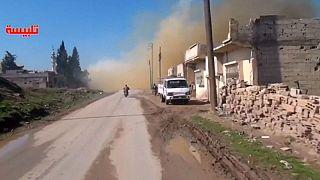 Syrie : les combats font douter du cessez-le-feu annoncé