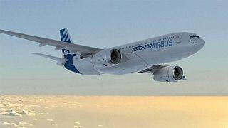Airbus com volume de encomendas recorde de 1 bilião de euros