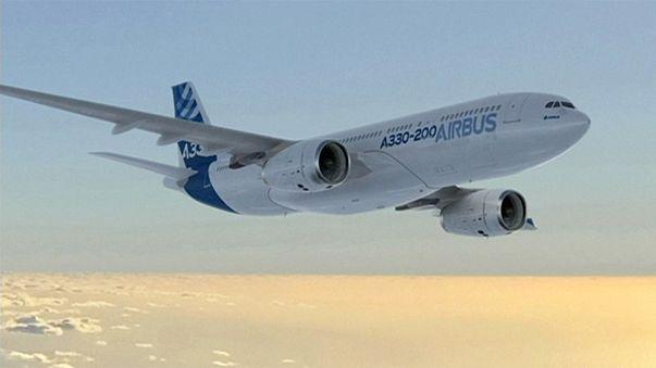Airbus не боится ни дешевой нефти, ни замедления роста экономики