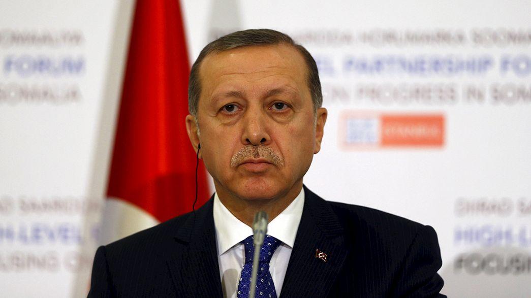 Erdogan says Syria ceasefire plan will only serve to benefit Assad