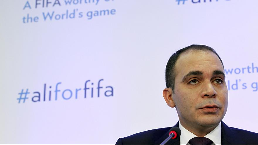 Prince Ali's FIFA presidential election delay rejected
