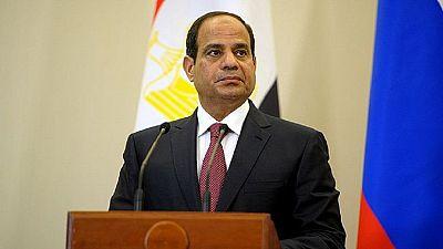 Egypte : al-Sissi admet pour la première fois la thèse de l'attentat