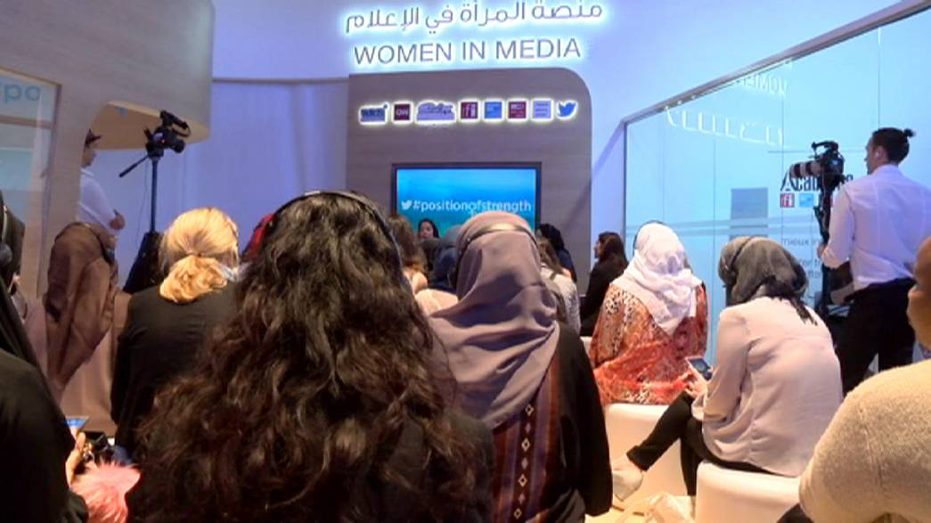 Concluye el Foro Global de Mujeres de Dubái