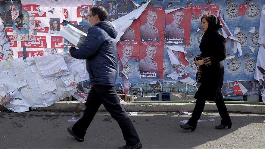 İran'da seçimlere doğru