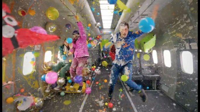 OK Go ! Zéro G