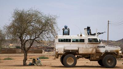 South Africa withdraws troops from Darfur
