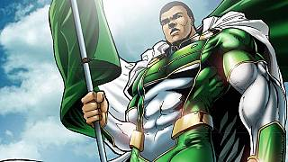 Le Nigeria lance ses super-héros en bandes dessinées