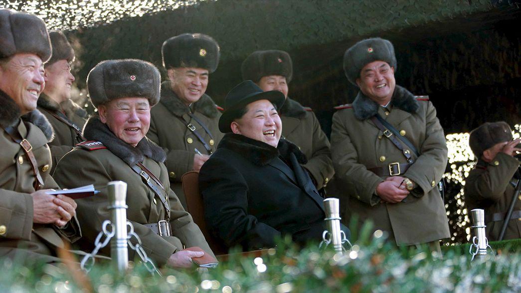 Estados Unidos e China de acordo contra armamento nuclear da Coreia do Norte