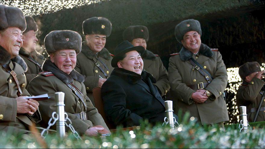 توافق صيني أمريكي على نص يتيح إدانة تجارب بيونغ يونغ الصاروخية في مجلس الأمن