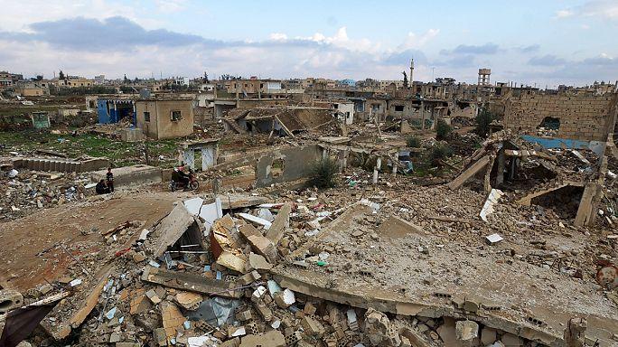 Szíria: a fegyverszünet előtt még dúlnak a harcok