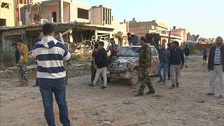 Les militaires libyens gagnent du terrain à Benghazi