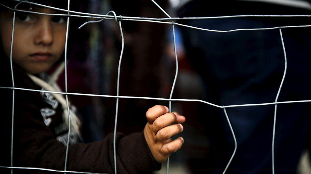EU-Innenminister beraten über Flüchtlingskrise, NATO regelt Ägäis-Einsatz