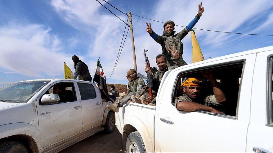 Сирия. Умеренная оппозиция готова к прекращению огня, но не доверяет России