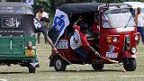 Sri Lanka: Let's play Tuk Tuk Polo!