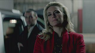 Kate Winslet yeni filmi Triple 9'da mafya patronu oldu