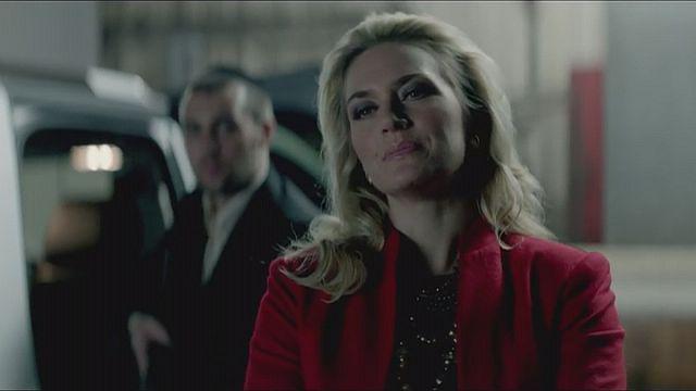 كيت وينسلت تتحول إلى رئيسة عصابة روسية