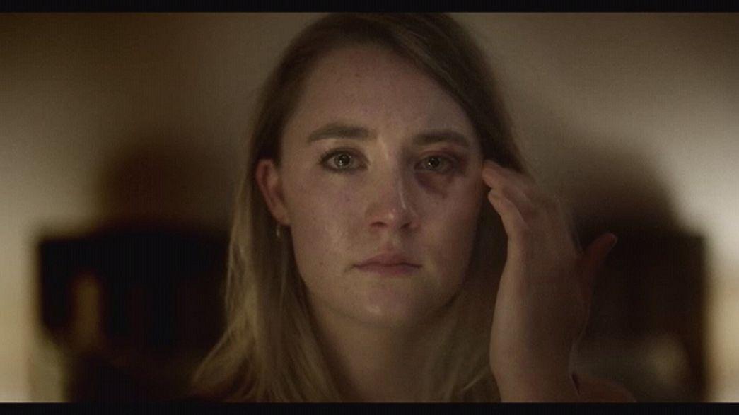 Hozier and Saoirse Ronan combat domestic violence