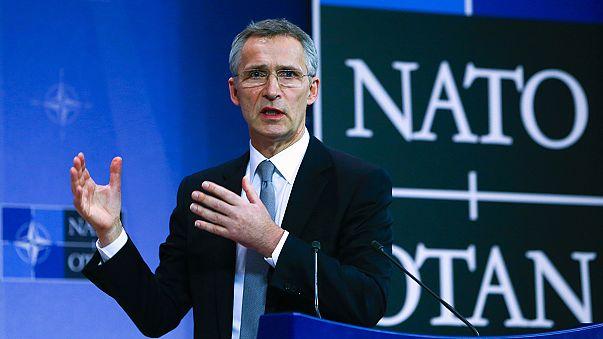 НАТО следит за мигрантами и турецко-греческим спором