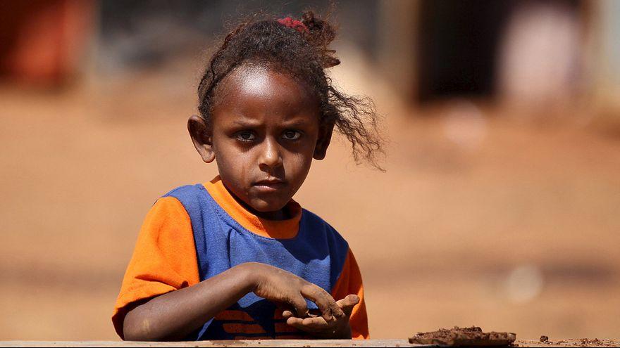 Sorgen um jugendliche Flüchtlinge und Flüchtlingskinder ohne Begleitung
