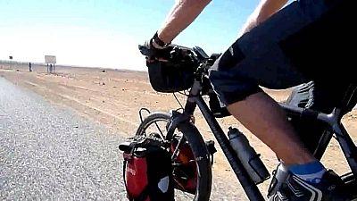MAROC: Championnat de cyclisme