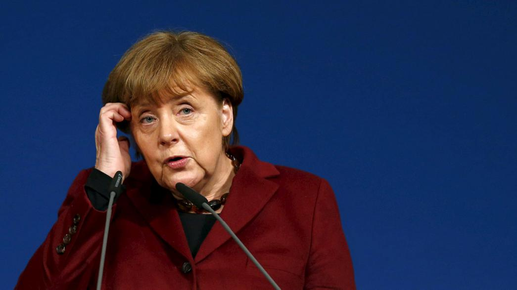 "Ekliger Protest in Leipzig: ""Mutti Merkel"""