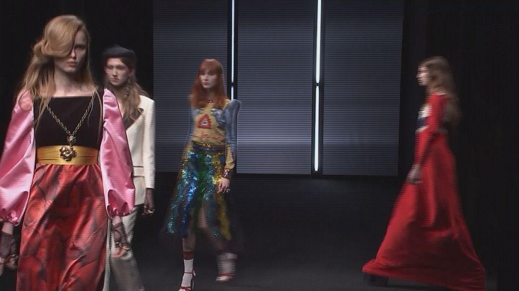 Gucci: Infinitas sorpresas y desbordante imaginación