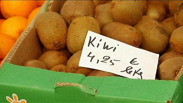Euro bölgesinde enflasyon piyasa beklentisinin altında kaldı