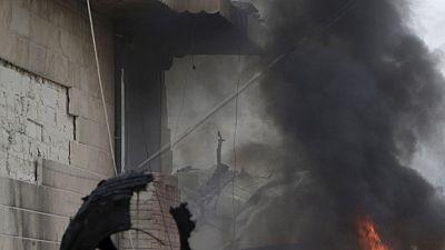Blast rocks Nigeria's Yola police headquarters, casualties unknown