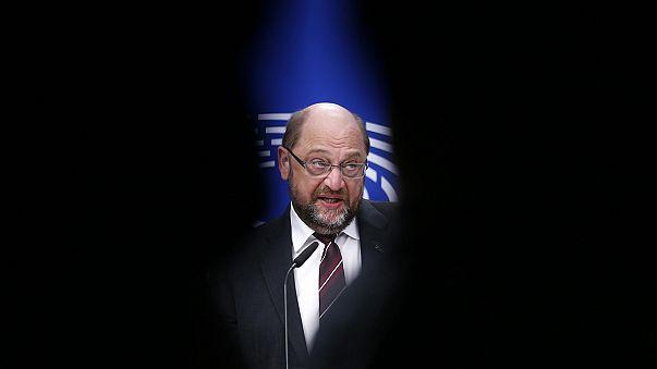 """Schulz: """"Hay que dar una respuesta europea a este desafío mundial""""."""