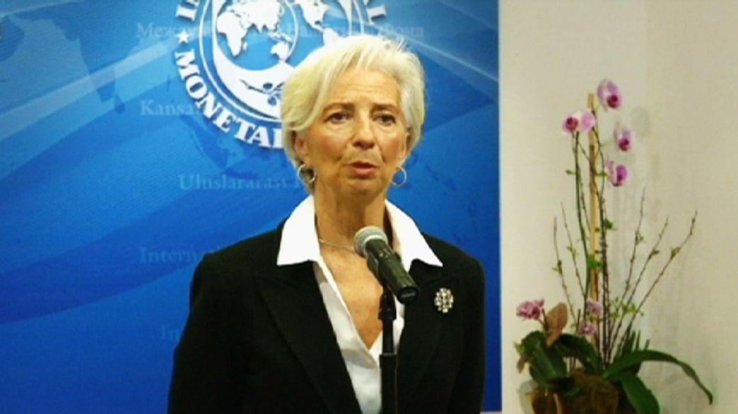 Fmi, nuovo appello alla vigilia del G20
