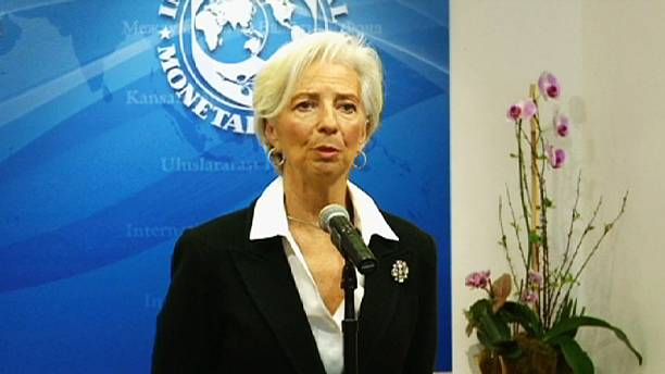 IMF calls for G20 coordinated stimulus to keep global economy from stalling