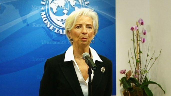 МВФ - странам G20: действовать надо решительно