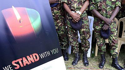 Somalia's president says Al Shabab killed 180 Kenyan soilders in El Ade attack