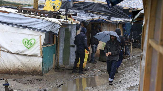 Mahkeme Calais mülteci kampının tahliyesinde sorun görmedi