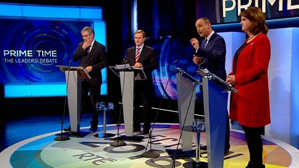 Los irlandeses votan con la crisis con la gestión de la crisis como telón de fondo