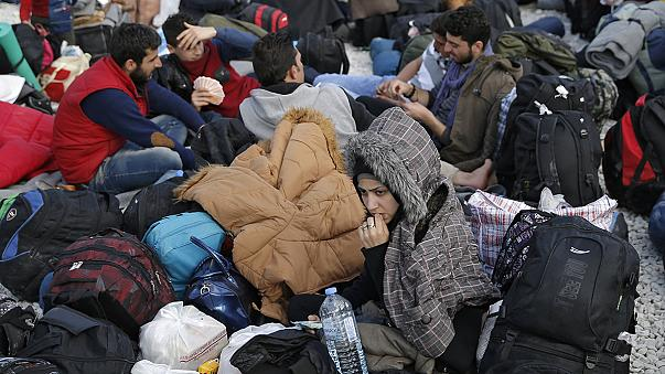 وزراء داخلية الإتحاد الأوروبي يجتمعون وسط قلق من تفاقم ازمة اللجوء