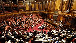 Pope says it's not what God wants, but Italian Senate says Yes to civil unions
