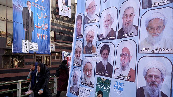 Döntő lehet a választási részvétel Iránban