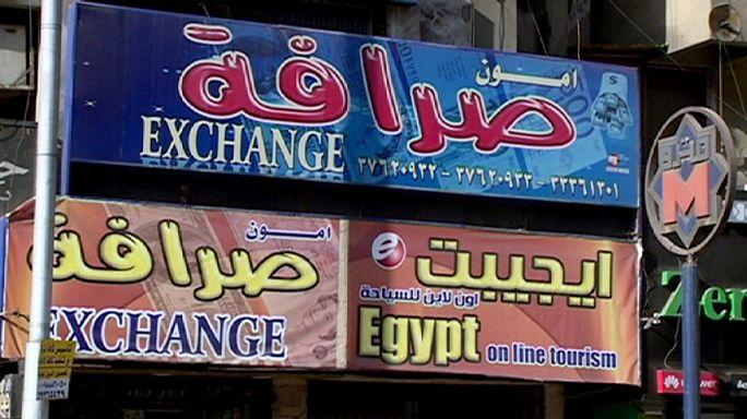 Egypte : la pénurie de dollars bride la croissance