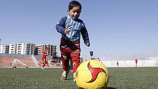 Messi sends signed shirts to Afghan boy who wore plastic bag jersey