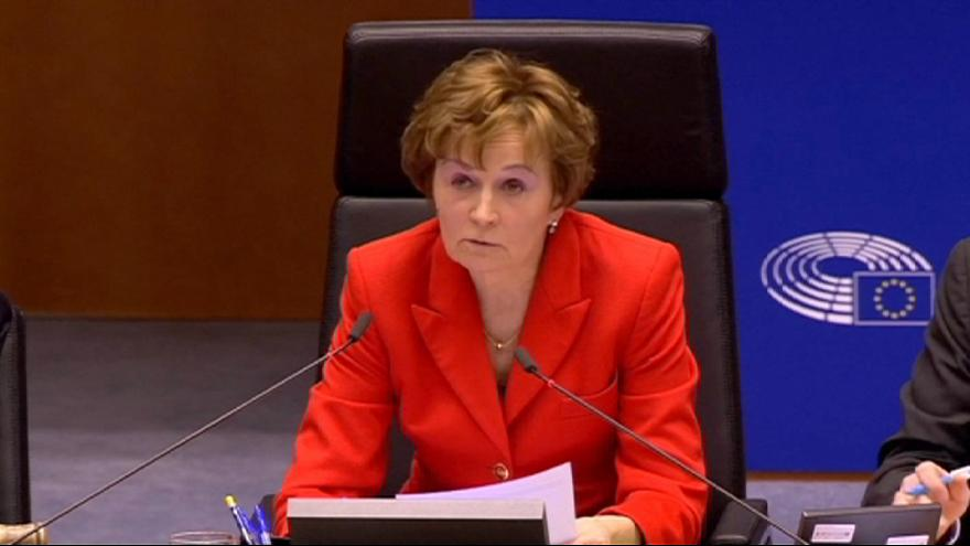 EU parliament urges Saudi arms embargo