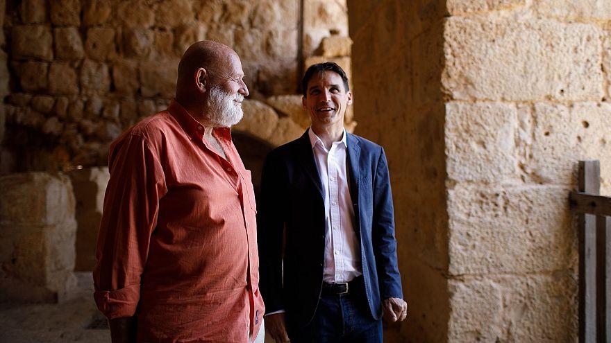 Image: Jordan restoration