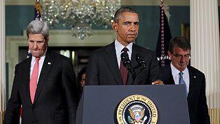 Obama: az Iszlám Állam egy barbár terrorszervezet