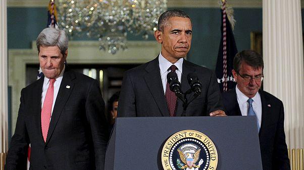 اوباما: بشار اسد باید کنار برود